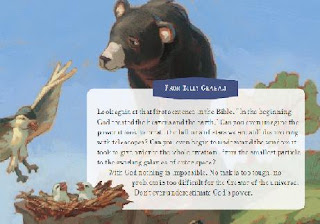God's Good News Bible Storybook sample page 3