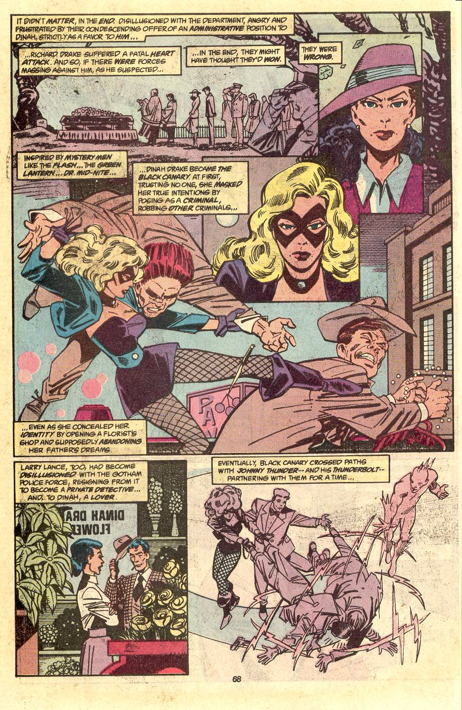 Read online Secret Origins (1986) comic -  Issue #50 - 71