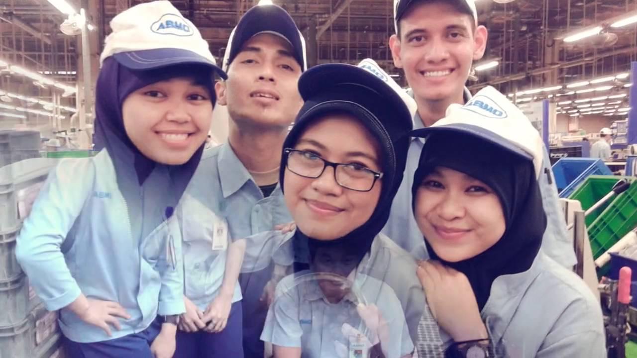 Operator Produksi PT Asmo Indonesia