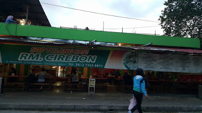 Rumah Makan Cirebon Batam