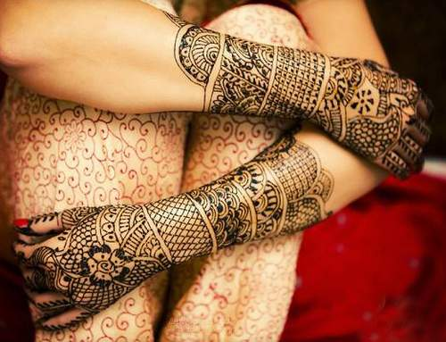 Latest Indian Mehndi Designs - Henna Design | Apna eFashion