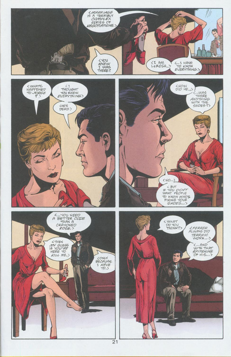 Read online American Century comic -  Issue #3 - 22