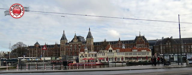 Amsterdam, Estación Central