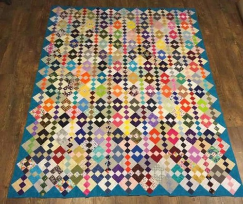 Carolina Chain Quilt - Free Pattern