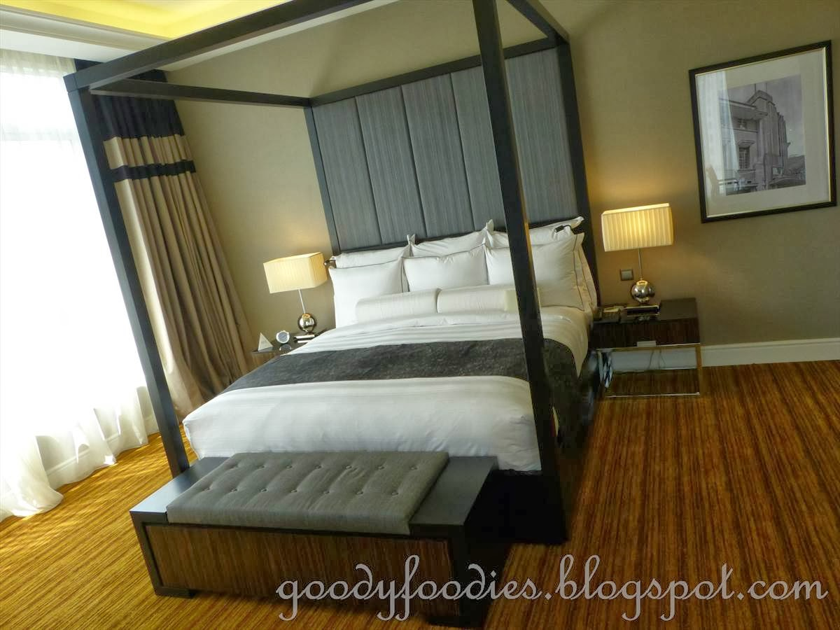 Goodyfoodies Hotel Review Junior Suite The Majestic