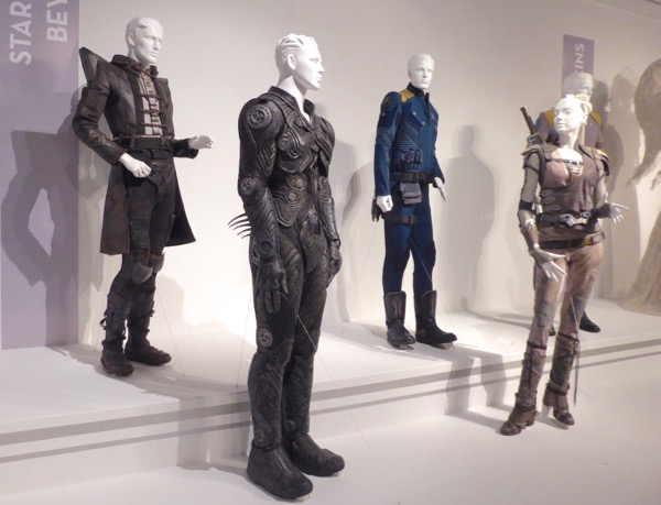 Star Trek Beyond movie costumes