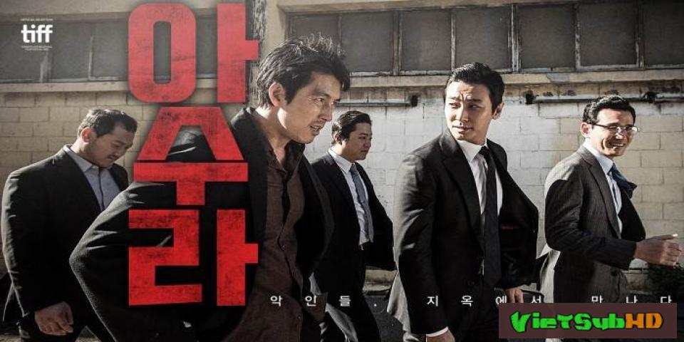 Phim Thành phố tội lỗi VietSub HD   Asura: The City of Madness 2016