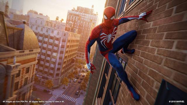 أحد اللاعبين يكسر حواجز لعبة Spider-Man و يتخطى عالم المدينة الرئيسية فهذا ما وجد ، لنشاهد من هنا ..