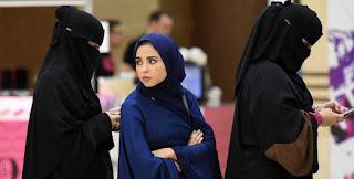 المرأة السعودية على خط التغيير لكن هل ستستمر