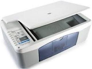 Image HP Deskjet F340 Printer Driver Download