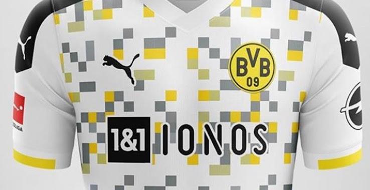 Dortmund 20 21 Third Kit L E A K E D Prediction Footy Headlines