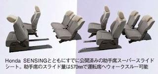 新型N-BOX 助手席スーパースライド