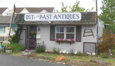Out of the Past Antiques in Cape May New Jersey