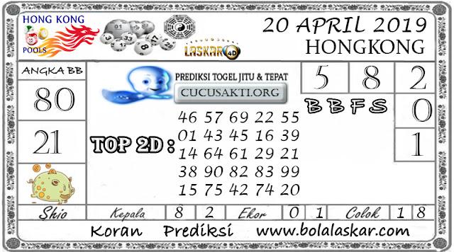 Prediksi Togel HONGKONG LASKAR4D 24 APRIL 2019