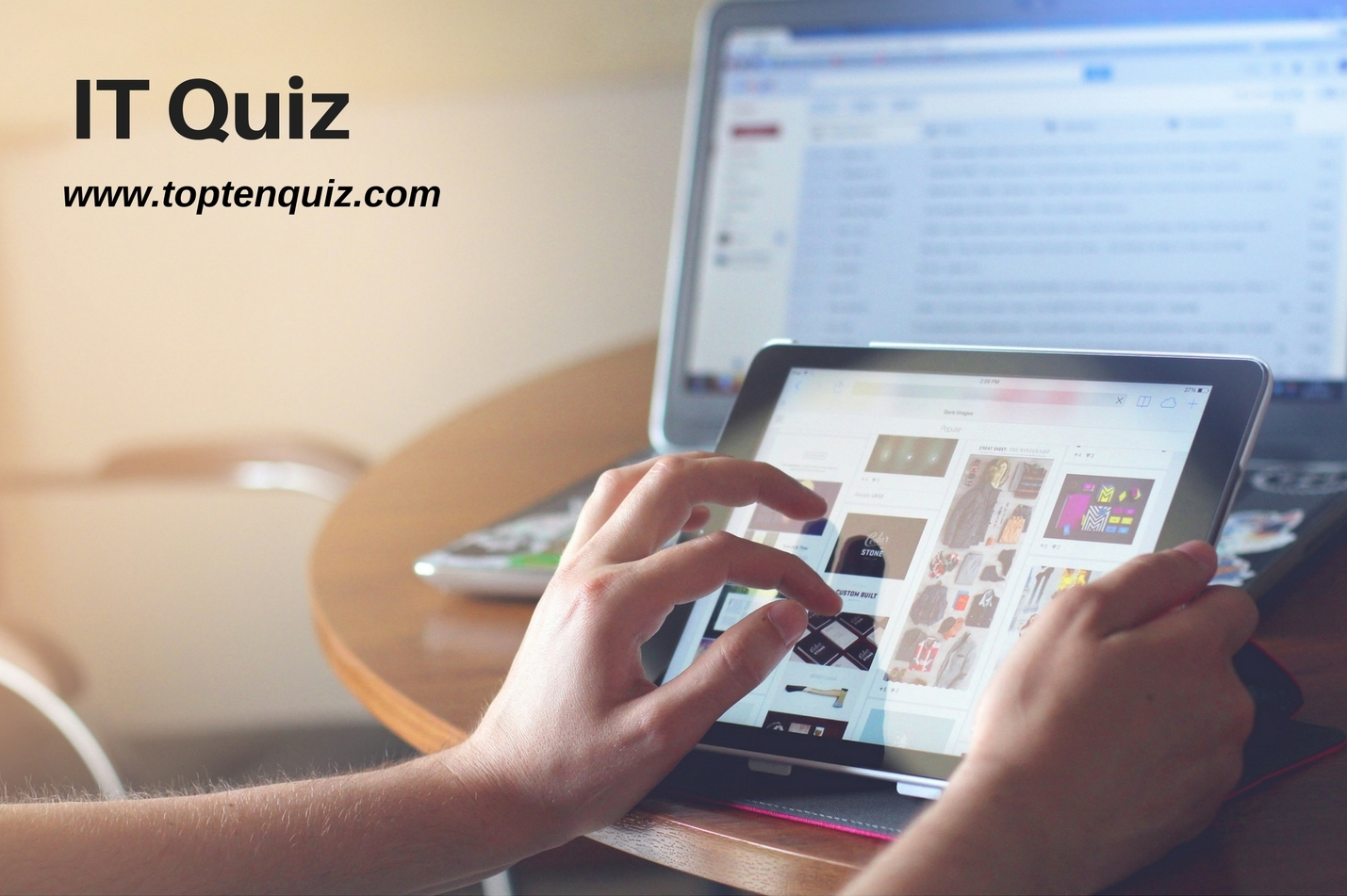 Information Technology Quiz - IT Quiz