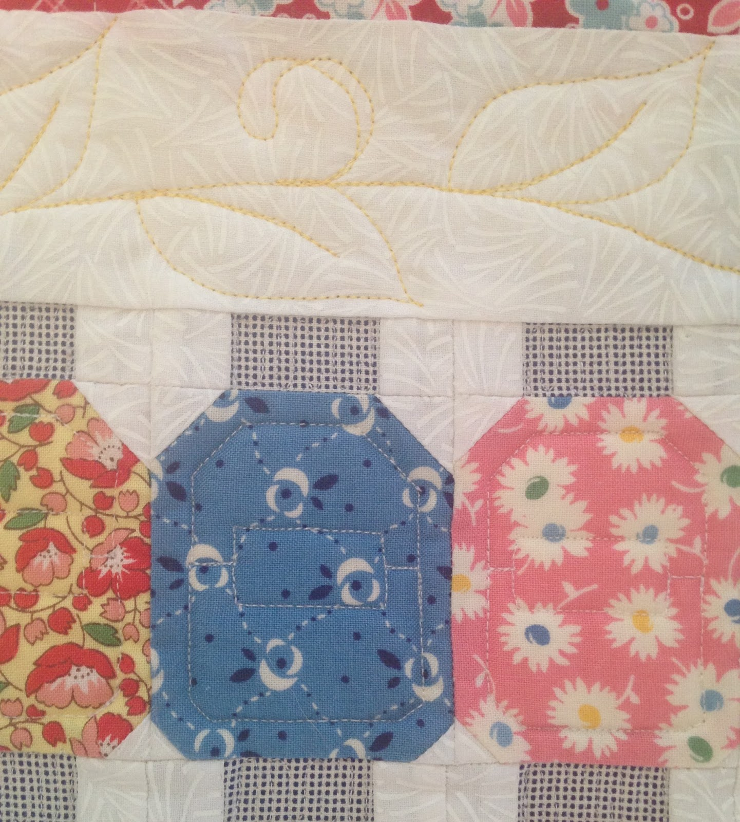 Farmhouse Threads Quilts And Such Vintage Farmhouse Customer Quilt