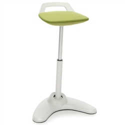 Height Adjustable Perch Stool