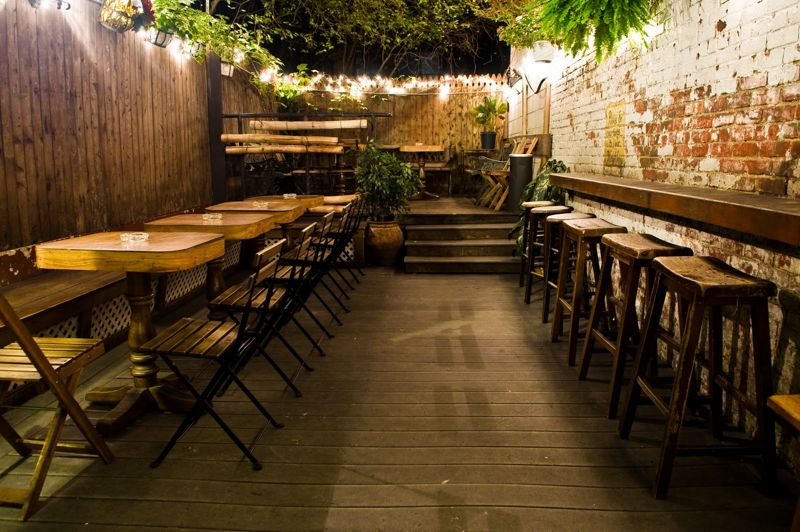 Hidden Gem Travel Manhattan Patios New York City