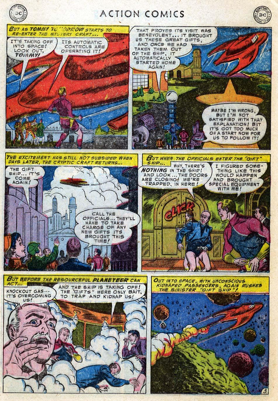 Action Comics (1938) 187 Page 26