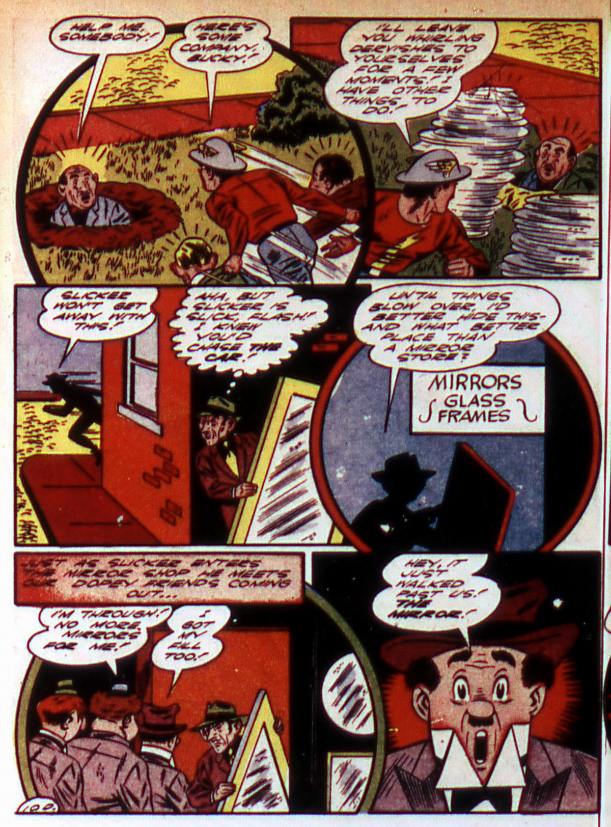 Read online All-Flash comic -  Issue #9 - 58