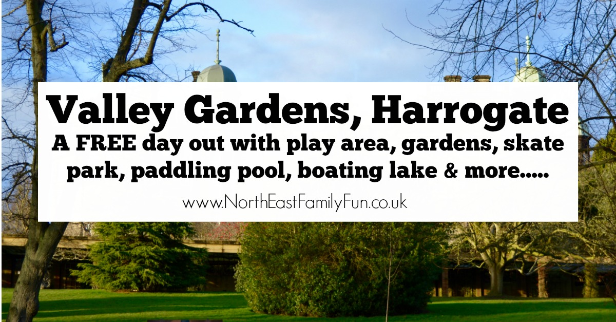 What to do in Valley Gardens, Harrogate | Play area, Pitch & Putt, events & more