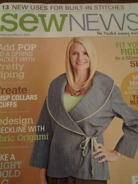 FebruaryMarch 2012 Sew News