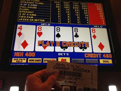Boner Deluxe video poker