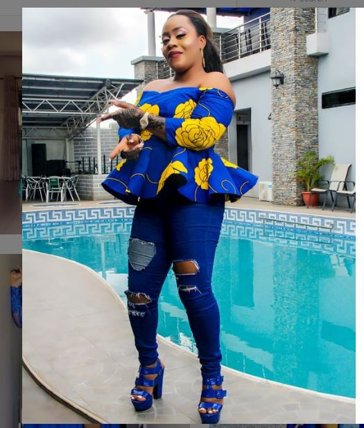 c09bb7eba214 CHECK OUT THESE BEAUTIFUL ANKARA STYLES – African Fashion Ville