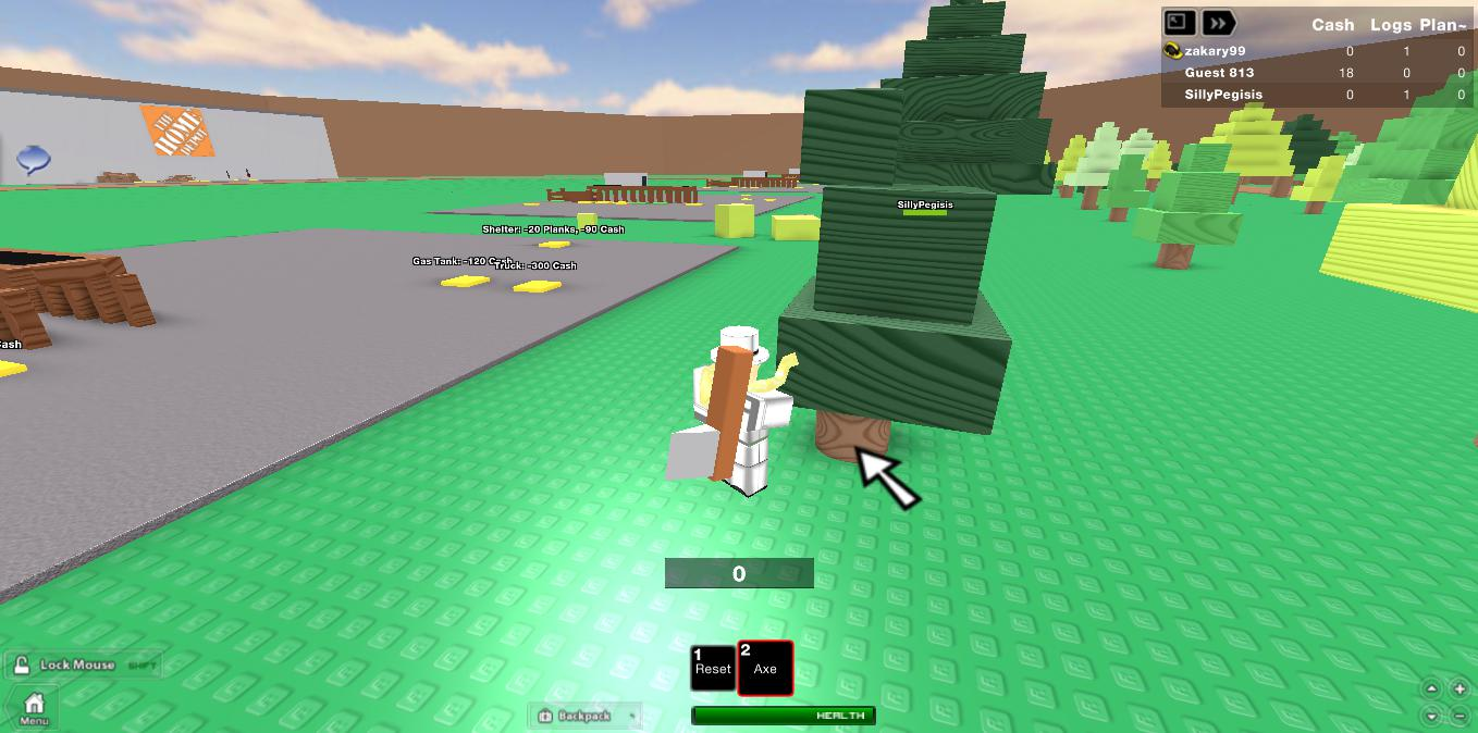 Roblox News: Lumber Tycoon Place Review