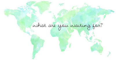 what are you waiting for? map