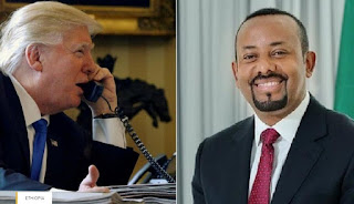 Ethiopian Airlines, Abiy's reforms get Trump's support