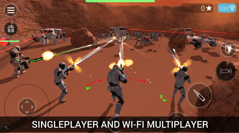 CyberSphere: SciFi Shooter - 1.8.2 - Mod Free Shop