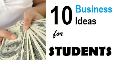 College Business Ideas