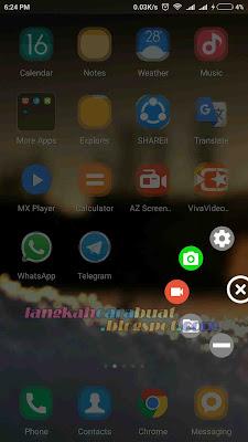 Aplikasi Perekam  Cara Merekam Layar Android Jelly Bean KitKat Tanpa Root 3