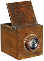 very first wooden camera