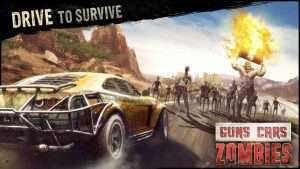 Guns Car Zombies Mod APK