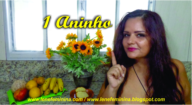 Lucilene Ferraz Lene Feminina Aniversário do blog