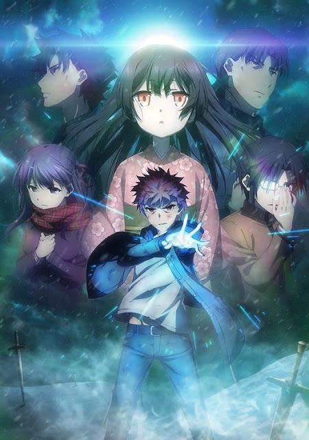 Visual Baru Film Gekijōban Fate/kaleid liner Prisma Illya: Sekka no Chikai Diresmikan
