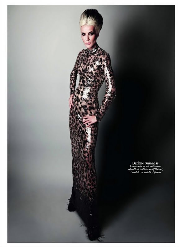 d6143d16e881 HauteZone  Daphne Guinness - Pulls out all the stout for F.I.T.