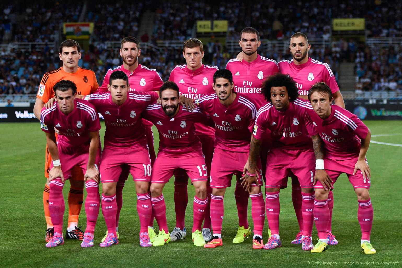 Real Sociedad Vs Madrid 31 08 14