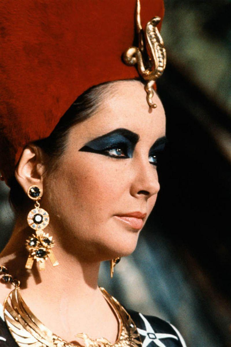 How is Cleopatra portrayed in Shakespeare's Antony and Cleopatra?