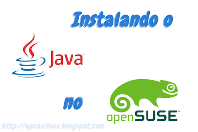 Instalando o Java da Oracle no openSUSE Leap