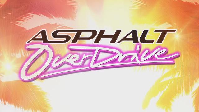 Download Asphalt Overdrive v1.3.1b APK (Mod Money) Data Full Torrent
