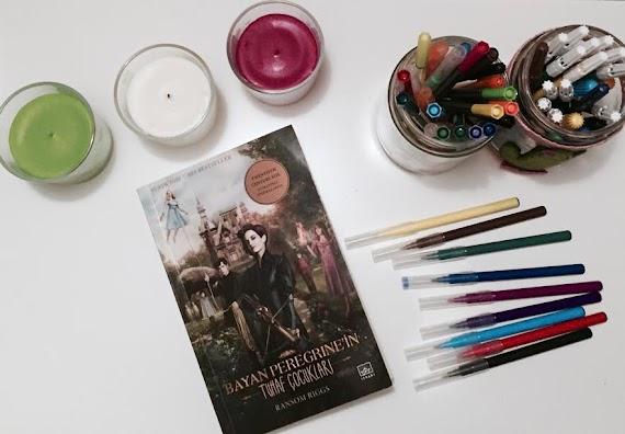 Kitap Yorumları | Bayan Peregrine'nin Tuhaf Çocukları