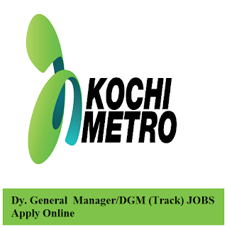Kochi Metro Rail Limited, KMRL, Kerala, Graduation, DGM, Deputy General Manager, freejobalert, Sarkari Naukri, Latest Jobs, kmrl logo