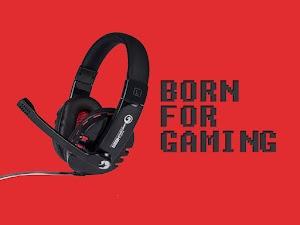 (Review): Headphone Gaming Marvo H8311