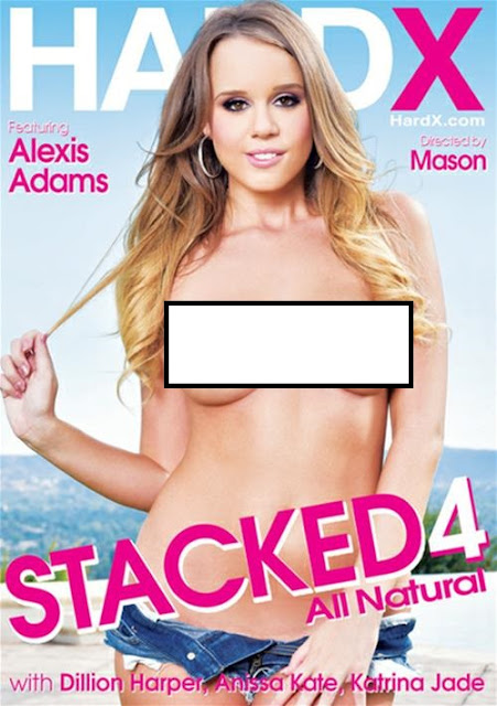 Alexis Adams - Stacked 4 (HardX)
