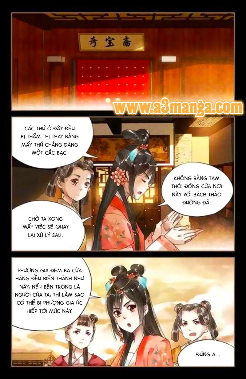 Thần Y Đích Nữ Chap 30