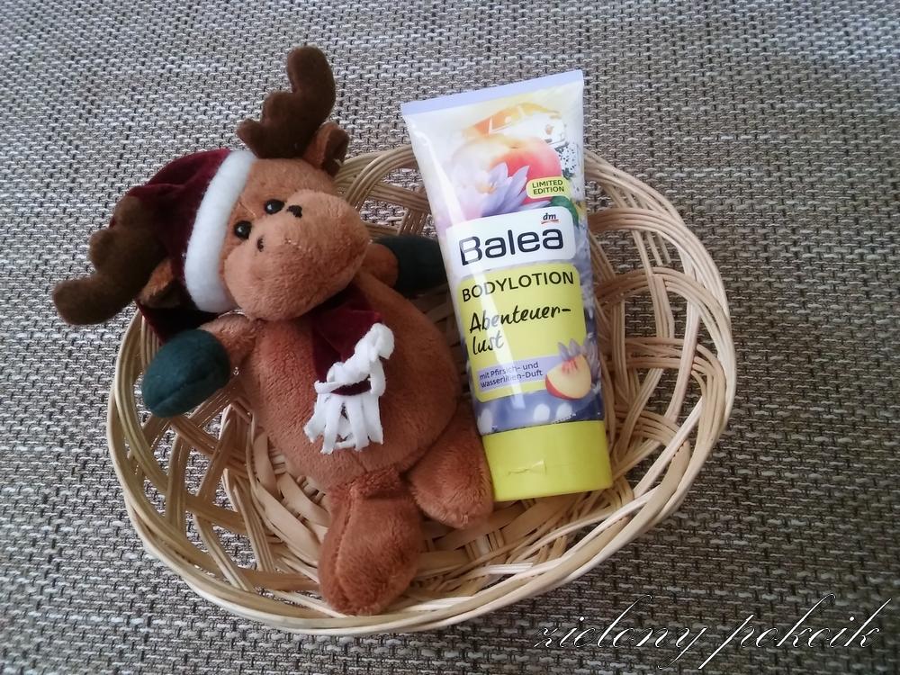 Kosmetycznie: Balea - Balsam do ciała