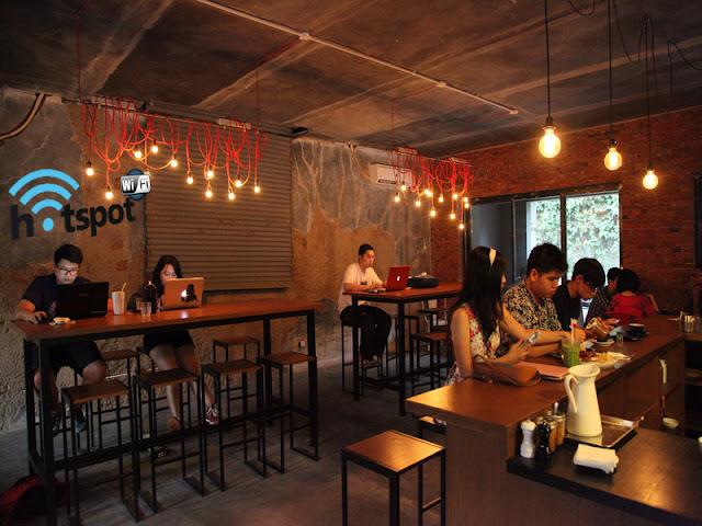 Jasa Pasang Hotspot Wifi Cafe Bandung